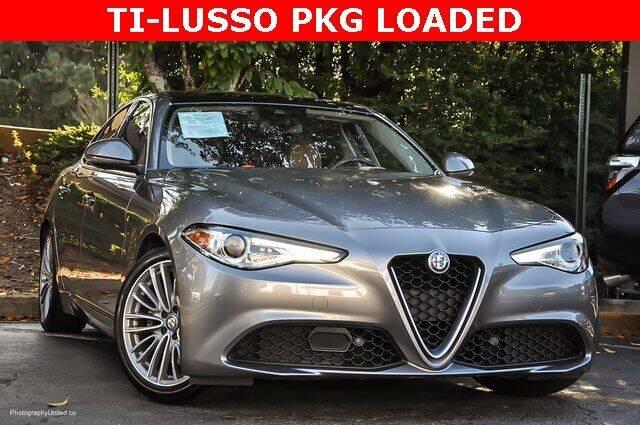 2017 Alfa Romeo Giulia Ti 4dr Sedan - Atlanta GA