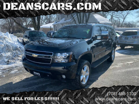 2010 Chevrolet Suburban for sale at DEANSCARS.COM in Bridgeview IL
