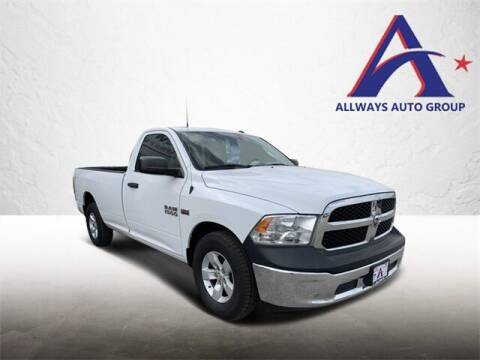 2016 RAM Ram Pickup 1500 for sale at ATASCOSA CHRYSLER DODGE JEEP RAM in Pleasanton TX