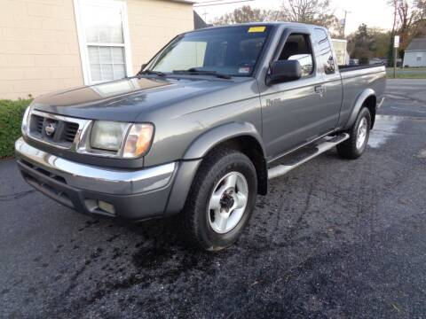 2000 Nissan Frontier for sale at Liberty Motors in Chesapeake VA