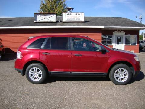 2007 Ford Edge for sale at G and G AUTO SALES in Merrill WI