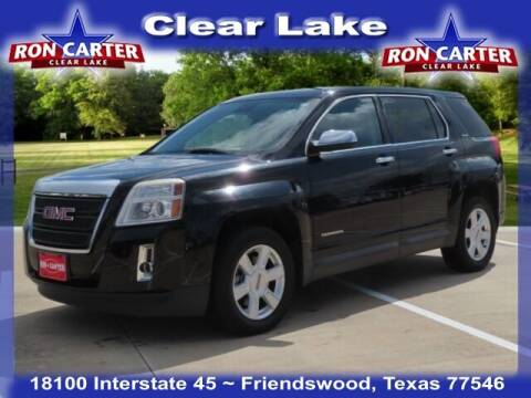 2013 GMC Terrain for sale at Ron Carter  Clear Lake Used Cars in Houston TX