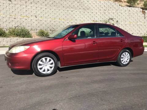 2006 Toyota Camry for sale at CALIFORNIA AUTO GROUP in San Diego CA