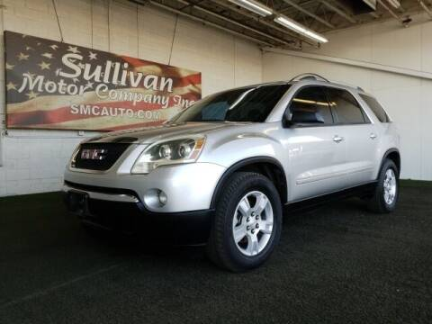 2010 GMC Acadia for sale at SULLIVAN MOTOR COMPANY INC. in Mesa AZ