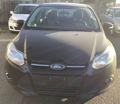 2014 Ford Focus for sale at GPS Motors in Denver CO
