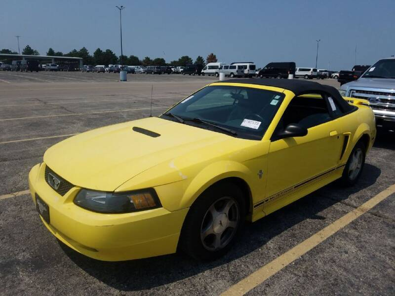 2001 Ford Mustang for sale at Cars Now KC in Kansas City MO