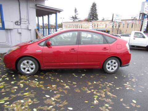 2007 Toyota Prius for sale at ARISTA CAR COMPANY LLC in Portland OR