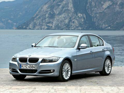 2011 BMW 3 Series for sale at BASNEY HONDA in Mishawaka IN