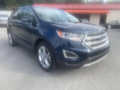 2017 Ford Edge for sale at CON ALVARO ¡TODOS CALIFICAN!™ in Columbia TN