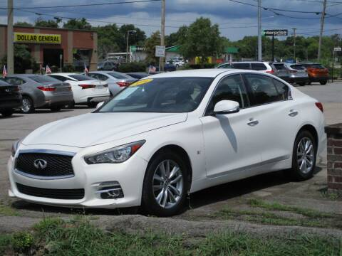 2014 Infiniti Q50 for sale at A & A IMPORTS OF TN in Madison TN