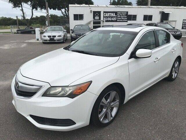2014 Acura ILX for sale at Cartina in Tampa FL