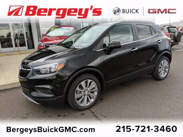 2020 Buick Encore for sale at Bergey's Buick GMC in Souderton PA