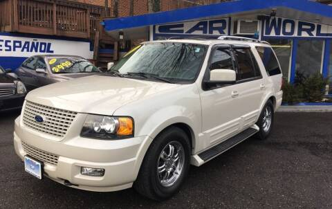2005 Ford Expedition for sale at Car World Inc in Arlington VA