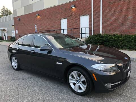 2013 BMW 5 Series for sale at Imports Auto Sales Inc. in Paterson NJ