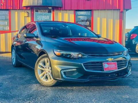 2016 Chevrolet Malibu for sale at MAGNA CUM LAUDE AUTO COMPANY in Lubbock TX