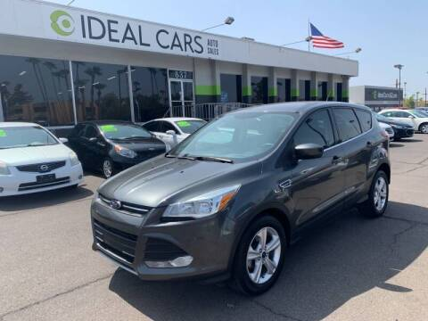 2015 Ford Escape for sale at Ideal Cars Broadway in Mesa AZ