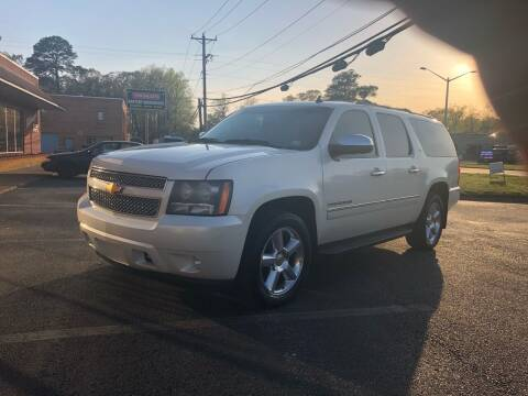 2011 Chevrolet Suburban for sale at Mega Autosports in Chesapeake VA