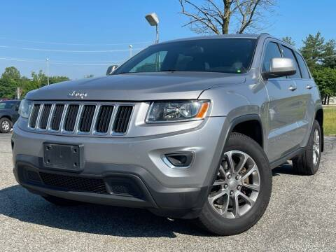 2014 Jeep Grand Cherokee for sale at MAGIC AUTO SALES in Little Ferry NJ