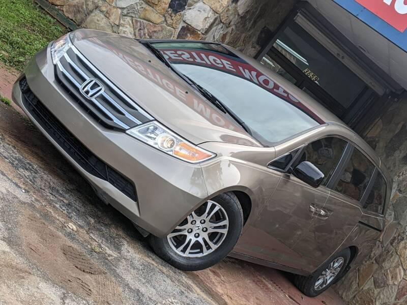 2013 Honda Odyssey for sale at Atlanta Prestige Motors in Decatur GA