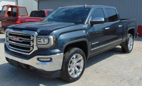2017 GMC Sierra 1500 for sale at Kenny's Auto Wrecking in Lima OH
