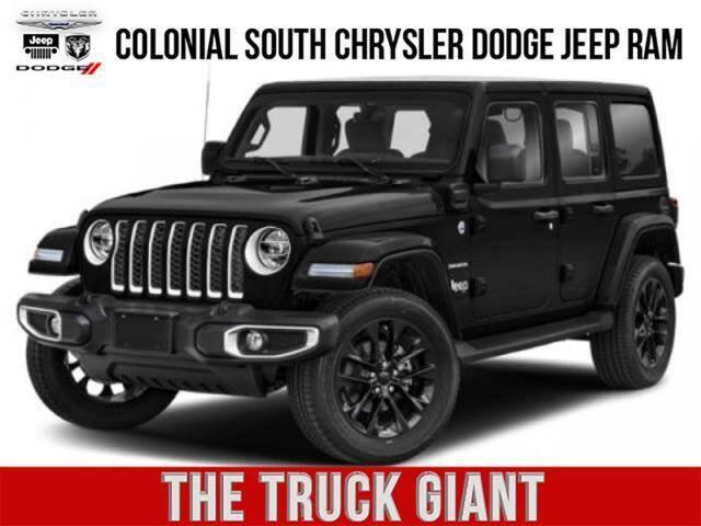 2021 Jeep Wrangler 4xe for sale in Dartmouth, MA