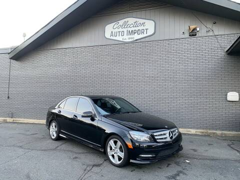 2011 Mercedes-Benz C-Class for sale at Collection Auto Import in Charlotte NC