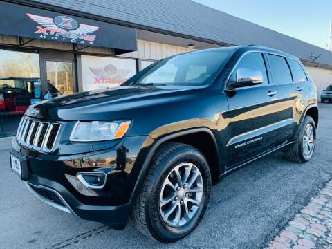 2014 Jeep Grand Cherokee for sale at Xtreme Motors Inc. in Indianapolis IN