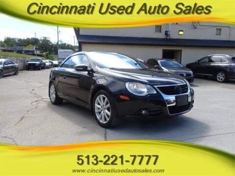 2009 Volkswagen Eos for sale at Cincinnati Used Auto Sales in Cincinnati OH
