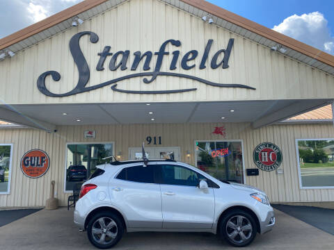 2014 Buick Encore for sale at Stanfield Auto Sales in Greenfield IN