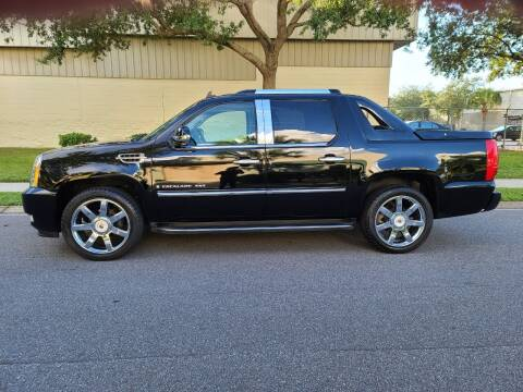 2009 Cadillac Escalade EXT for sale at Monaco Motor Group in Orlando FL