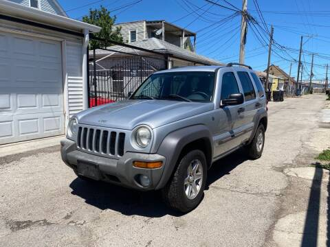 2004 Jeep Liberty for sale at Western Star Auto Sales in Chicago IL