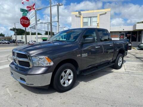 2018 RAM Ram Pickup 1500 for sale at FIRST FLORIDA MOTOR SPORTS in Pompano Beach FL