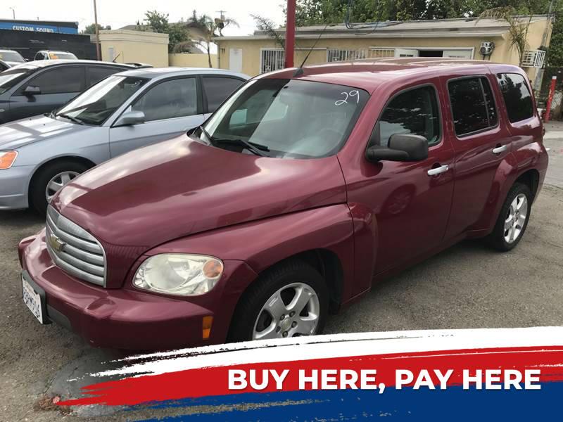 2006 Chevrolet HHR for sale at Auto Emporium in Wilmington CA