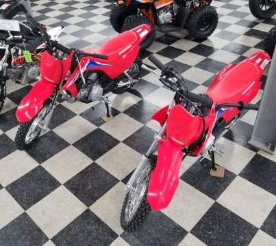 2022 Honda CRF110FN for sale at Irv Thomas Honda Suzuki Polaris in Corpus Christi TX