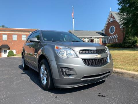 2012 Chevrolet Equinox for sale at Automax of Eden in Eden NC