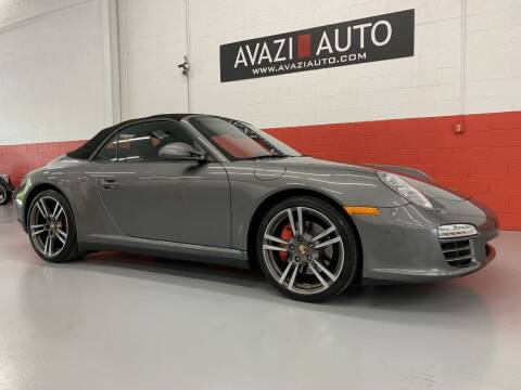 2011 Porsche 911 for sale at AVAZI AUTO GROUP LLC in Gaithersburg MD