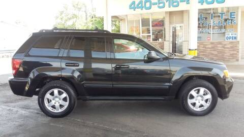 2009 Jeep Grand Cherokee for sale at Elite Auto Sales in Willowick OH