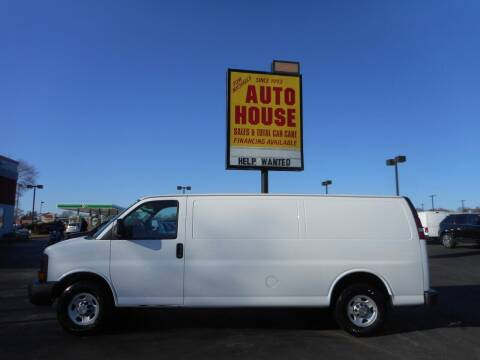 2014 Chevrolet Express Cargo for sale at AUTO HOUSE WAUKESHA in Waukesha WI