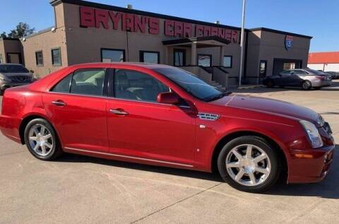 2008 Cadillac STS for sale at Bryans Car Corner in Chickasha OK