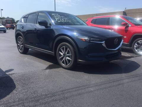 2018 Mazda CX-5 for sale at McCully's Automotive - Trucks & SUV's in Benton KY