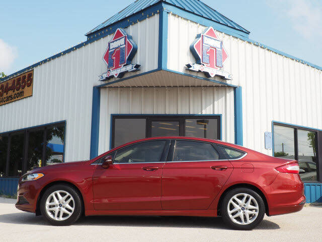 2014 Ford Fusion for sale at DRIVE 1 OF KILLEEN in Killeen TX