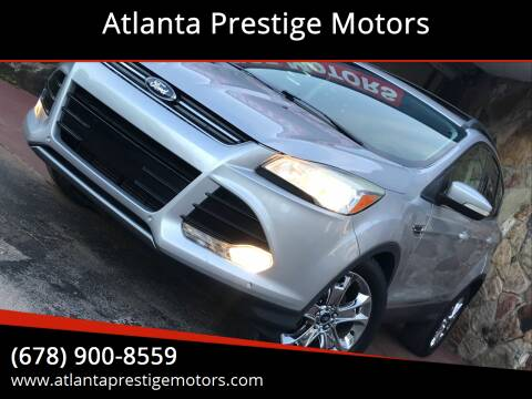 2013 Ford Escape for sale at Atlanta Prestige Motors in Decatur GA