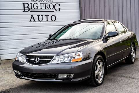 2003 Acura TL for sale at Big Frog Auto in Cleveland TN