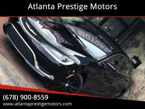 2015 Chrysler 200 for sale at Atlanta Prestige Motors in Decatur GA