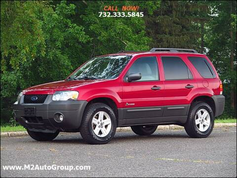 2007 Ford Escape Hybrid for sale at M2 Auto Group Llc. EAST BRUNSWICK in East Brunswick NJ