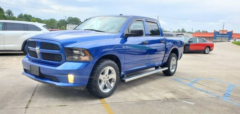 2014 RAM Ram Pickup 1500 for sale at WHOLESALE AUTO GROUP in Mobile AL