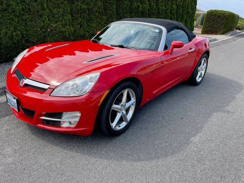2007 Saturn SKY for sale at Drager's International Classic Sales in Burlington WA