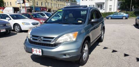 2011 Honda CR-V for sale at Union Street Auto in Manchester NH