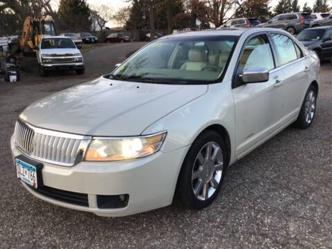 2006 Lincoln Zephyr for sale at Sparkle Auto Sales in Maplewood MN