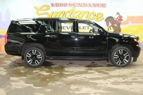 2020 Chevrolet Suburban for sale at Sundance Chevrolet in Grand Ledge MI
